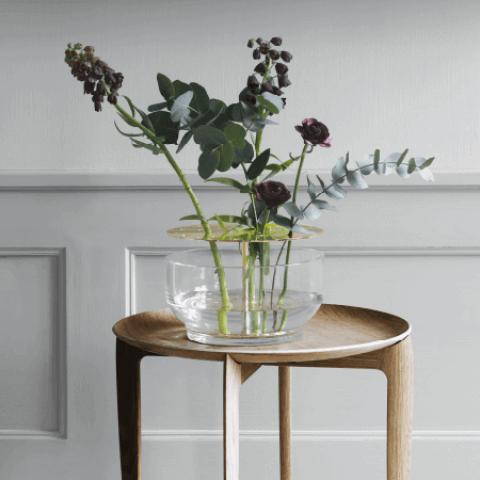 Ikebana Vase by Jamie Haydon