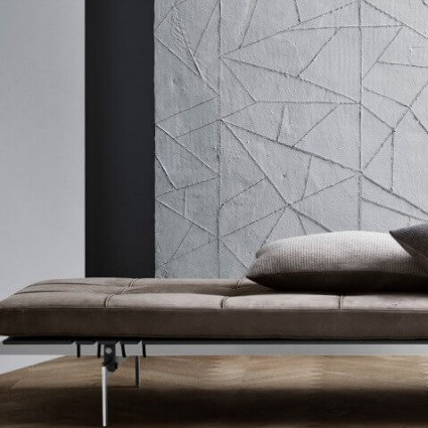 PK80 daybed by Poul Kjaerholm, 60 years anniversary edition
